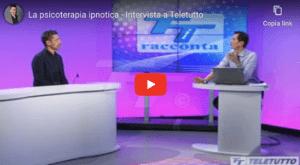 Read more about the article Psicologia ipnotica – intervista a Teletutto
