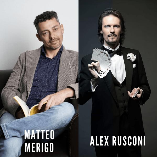 Read more about the article La Magia dell'illusionismo. Intervista ad Alex Ruscon